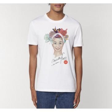 T-shirt bio | Marielle Franco