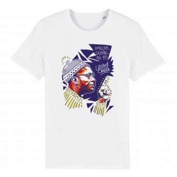 T-shirt bio Amilcar Cabral