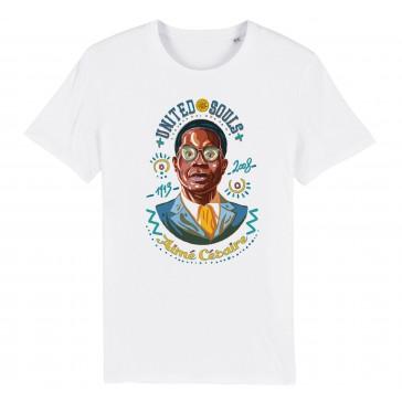 T-shirt bio Aimé Césaire