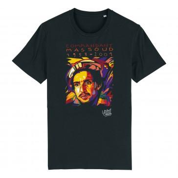 T-shirt bio   Ahmed Chah Massoud