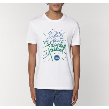 T-shirt bio People Prevail