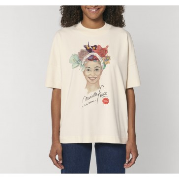 T-shirt unisex oversize|Marielle Franco