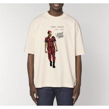 T-shirt unisex oversize | Thomas Sankara