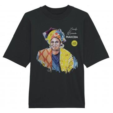 T-shirt unisex oversize | Miriam Makeba