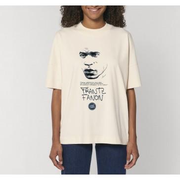 T-shirt unisex oversize | Frantz Fanon