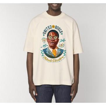 T-shirt unisex oversize | Aimé Césaire