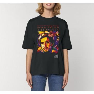 T-shirt unisex oversize  | Ahmed Chah Massoud
