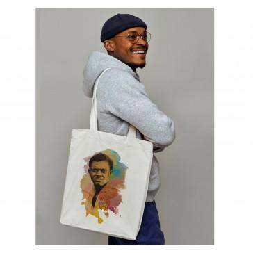 Tote bag écologique Patrice Lumumba Classic