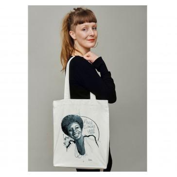 Tote bag écologique Nina Simone