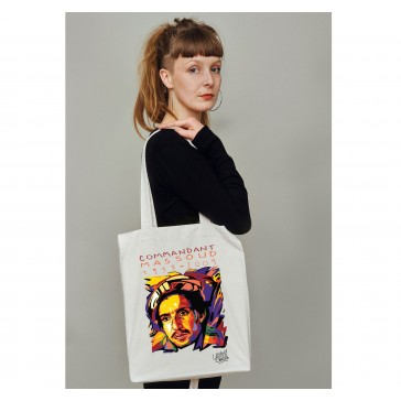 Tote bag écologique Ahmed Chah Massoud