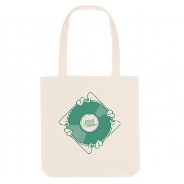 Tote bag écologique | Vinyl Diggers