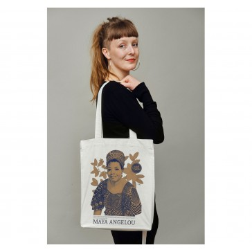 Tote bag écologique | Maya Angelou Natural