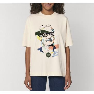 Salvador Allende I Le T-shirt Unisex Oversize