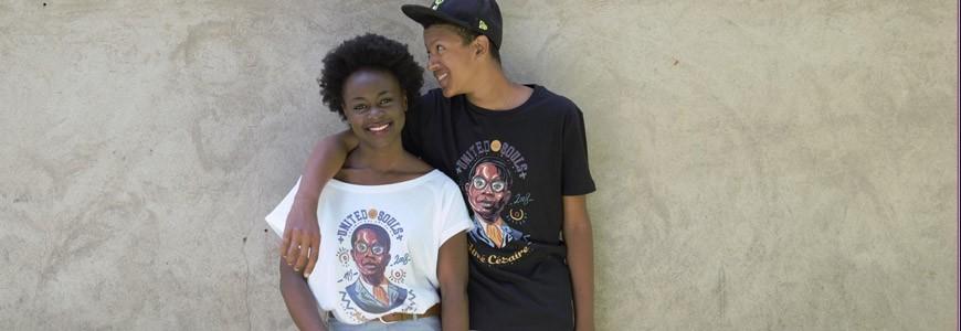 T-shirt original, artistique et engagés - United Souls
